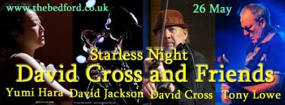 David Cross and Friends 26.5.2015