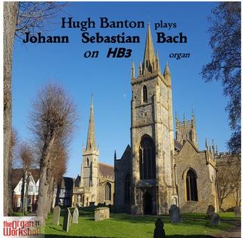 Hugh Banton plays Johann Sebastian Bach on HB3