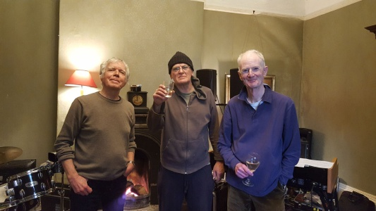 Van der Graaf Generator March 2020